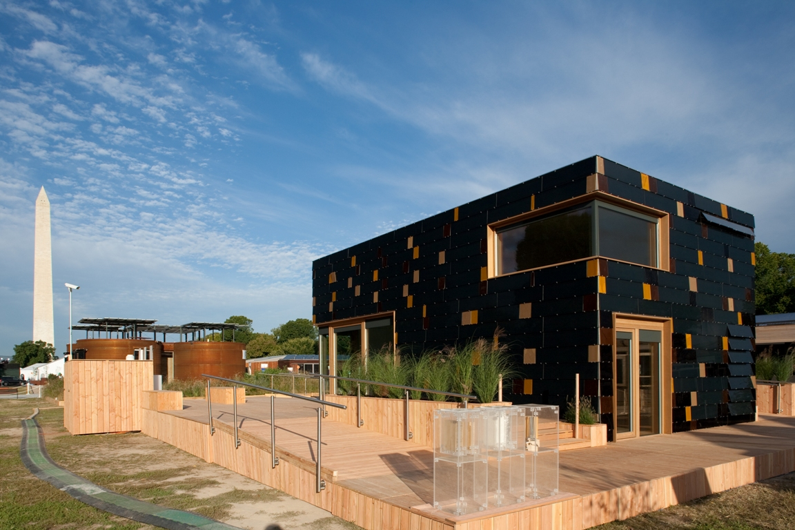 Team Germany Solar Decathlon Winner 2009