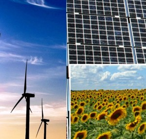 Most popular technology currently being used by farmers were solar (66%), wind (30%), and biomass for heat (21%)